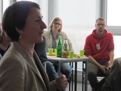 Workshop Studentische Initiativen fördern am 22.4.2015 an der Technischen Universität Berlin